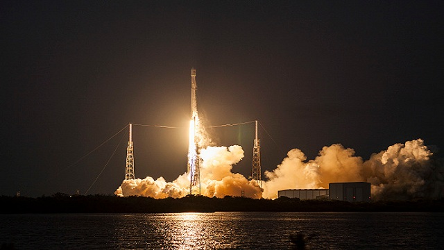 Recycled SpaceX Booster: US Air Force Space Planned For ...