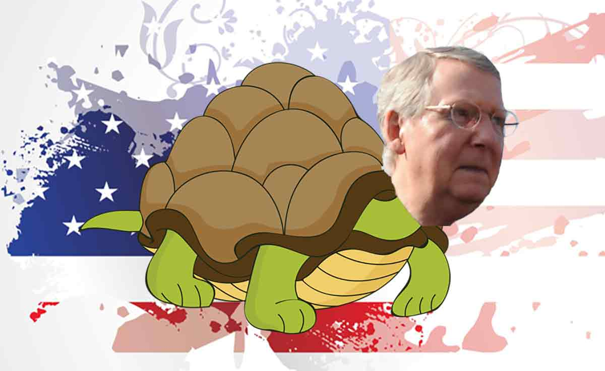 McConnell Blocked Obama And Now Trump
