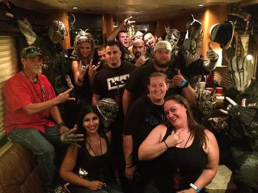 Mushroomhead Group Picture