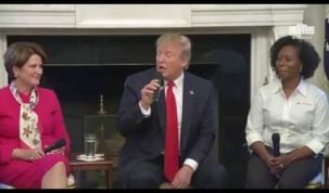 President Trump Participates in the Pledges to America's Workers - One Year Celebration