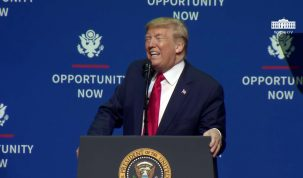 President Trump Delivers Remarks at the North Carolina Opportunity Now Summit