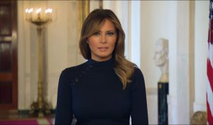 A Message for Parents from First Lady Melania Trump